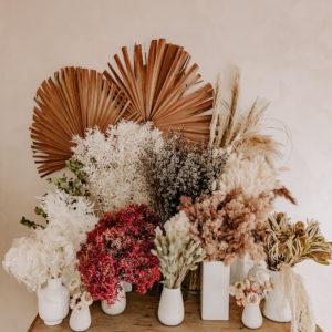 Flowers- Fresh & Dried